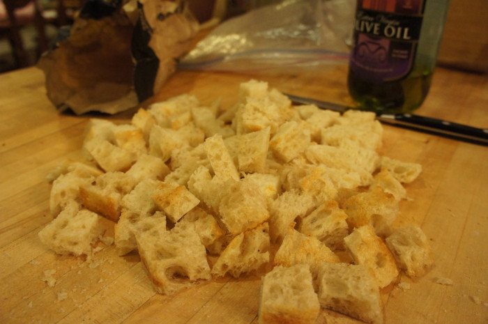 Stale Bread Soup // Serious Crust by Annie Fassler