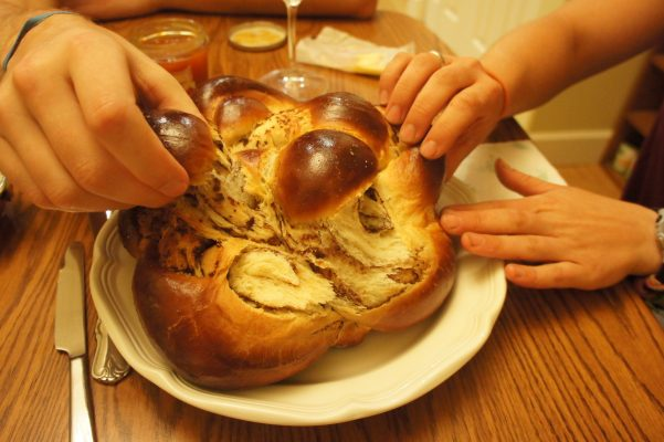 Fig Challah // Serious Crust by Annie Fassler