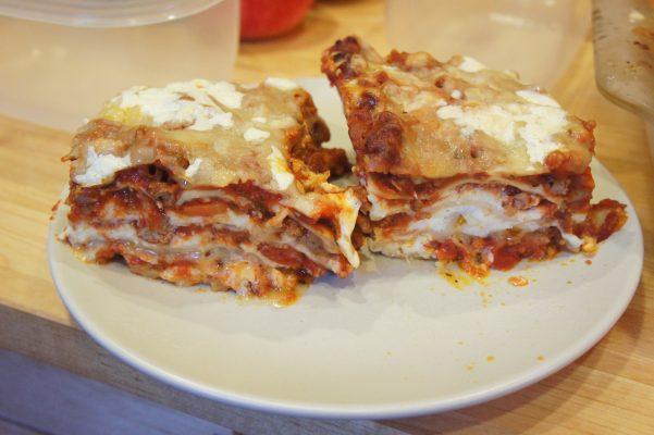 Lasagna // Serious Crust by Annie Fassler